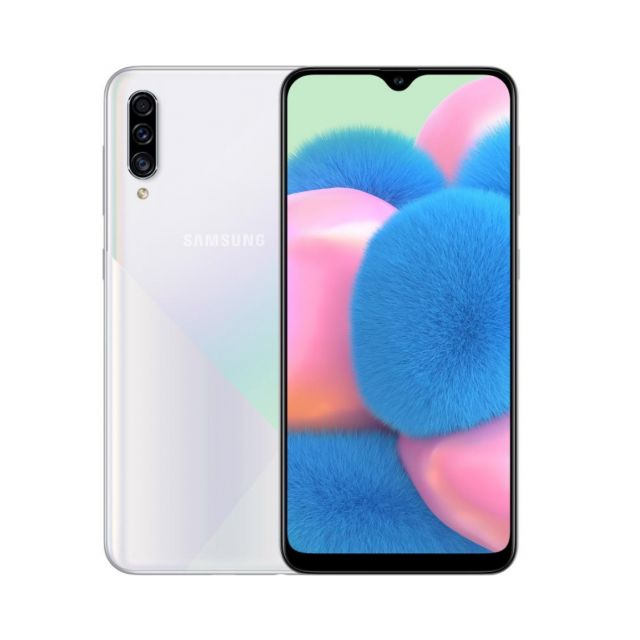 Samsung A30S 2019 DS 64GB Blanco