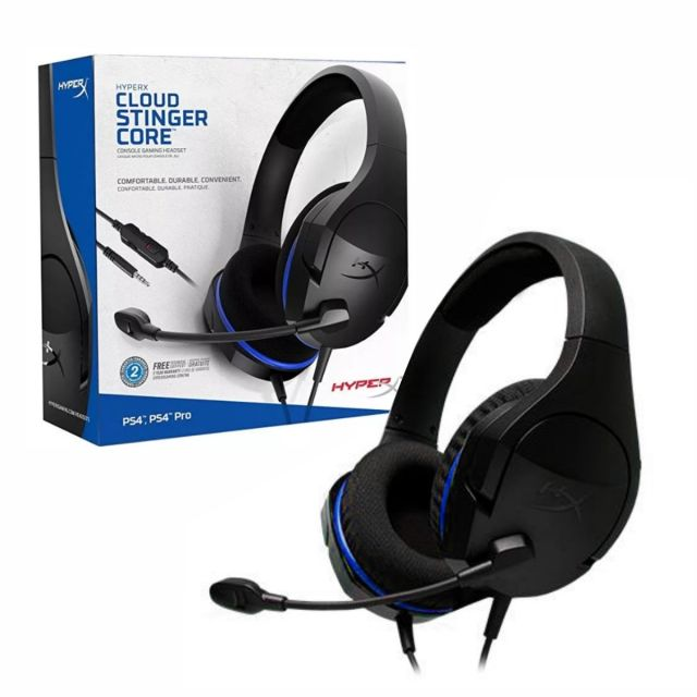 Auriculares Gamer HyperX Cloud Stinger Core PS4