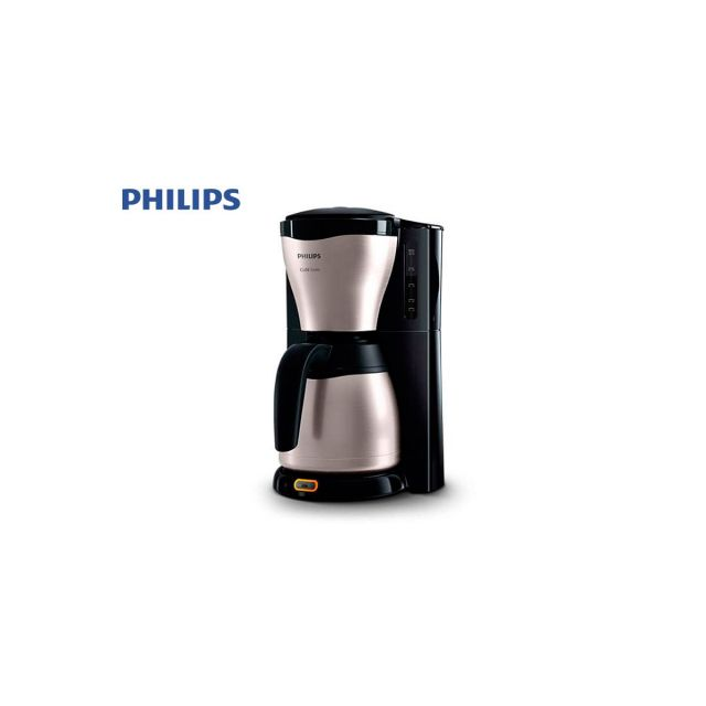 Cafetera de goteo Philips HD7546