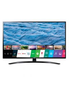 "Smart TV LG 65"" LED 4K 65UM7400PSA"