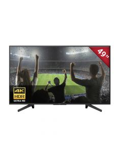 "Smart TV Sony 49"" LED 4K"